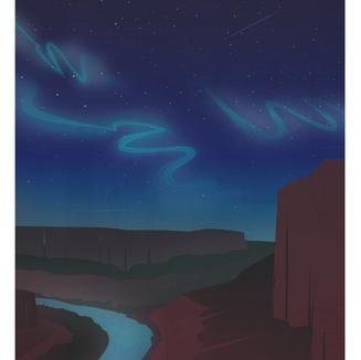 Utah Lights in Color