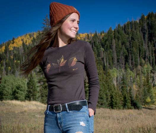 Wildbird Threads Leaf Design