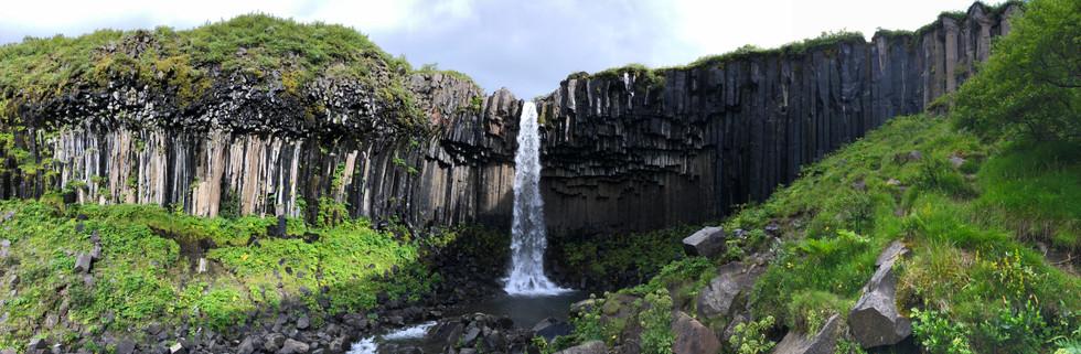 Bassalt Waterfall