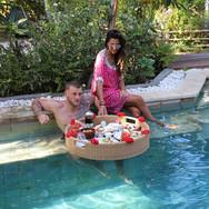 'Floating breakfast' is the new 'breakfa