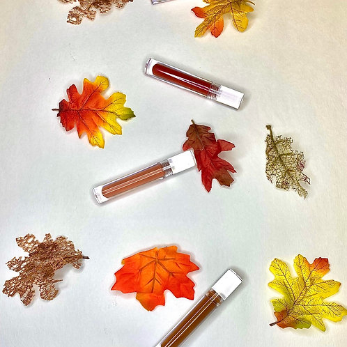 Hydrating Lip Gloss - Fall Collection