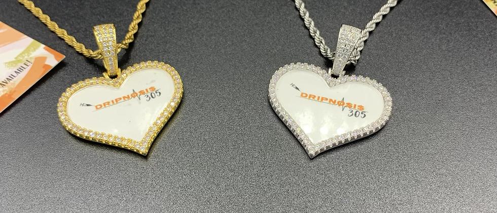 Heart Picture pendant