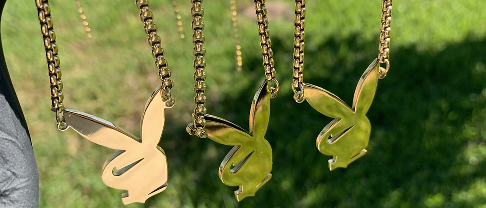 PlayBoy Nike Necklace