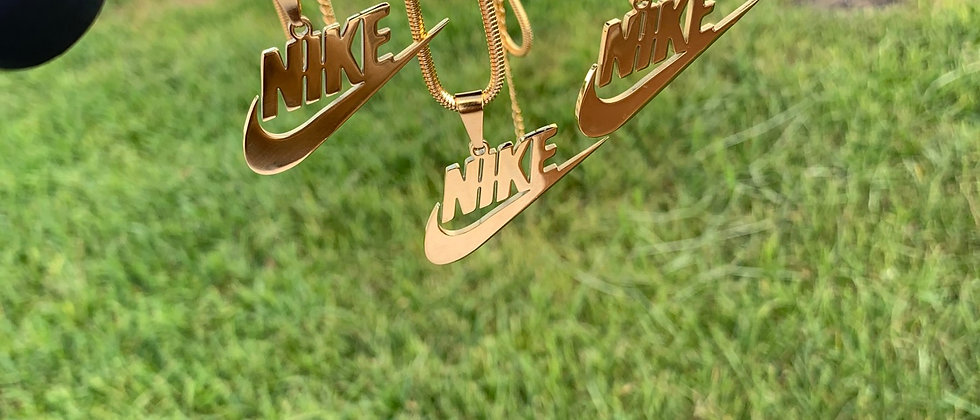 Nike Necklace