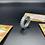 Thumbnail: Classic Silver Baguette Ring