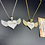 Thumbnail: Heart W Wing Picture Pendant