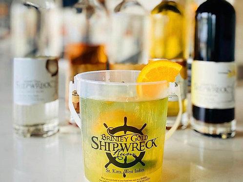 Shipwreck Rum Bucket