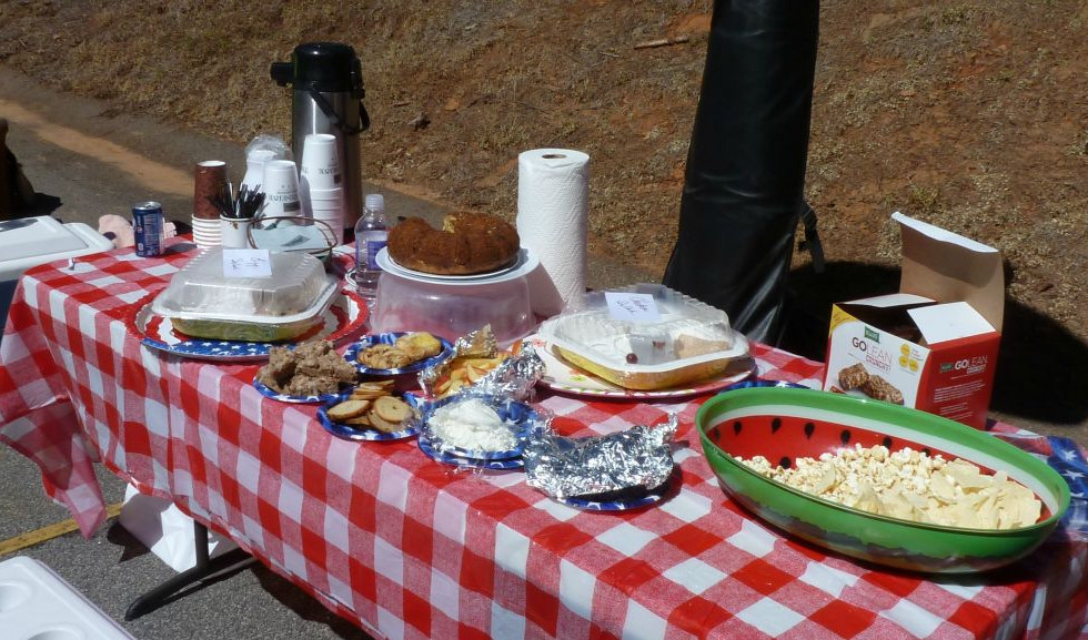 19-The Reserve - what a spread!!.jpg