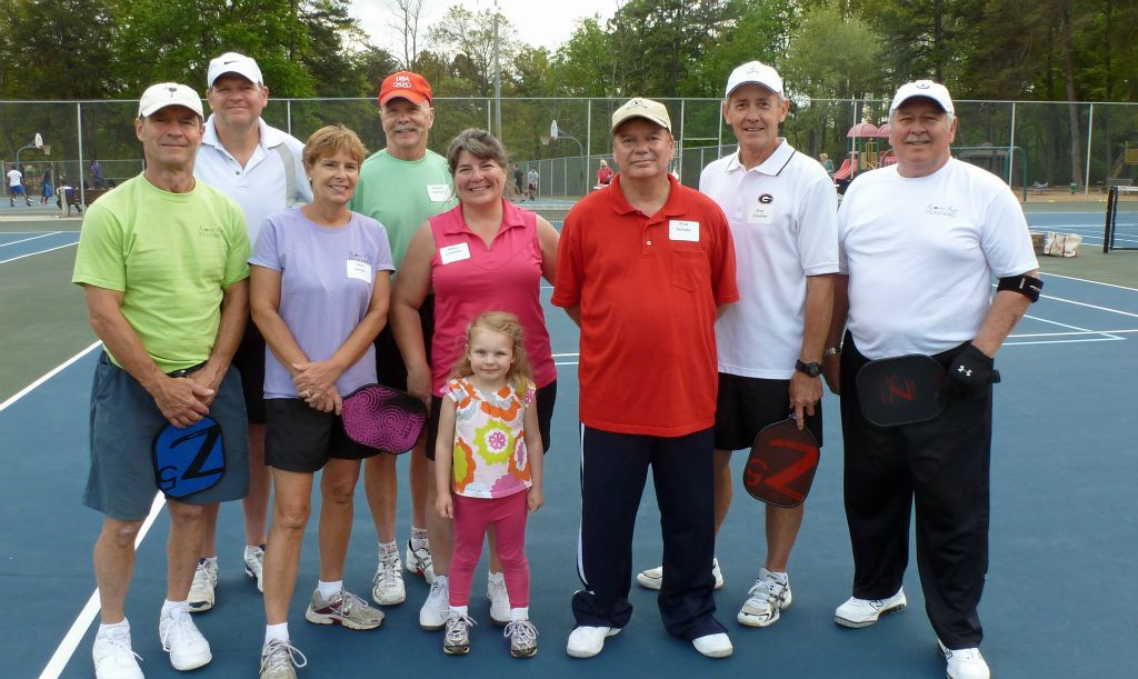 35 Keowee Key competitors at the 2013 Gr