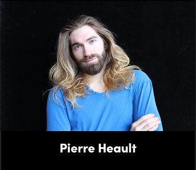 Pierre Heault Coach Vocal