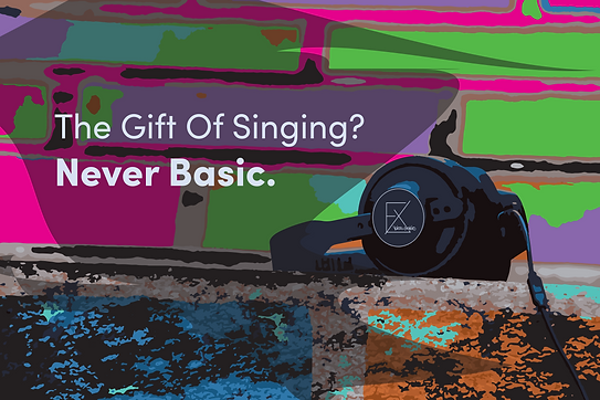 Singing Lesson Gift Cards