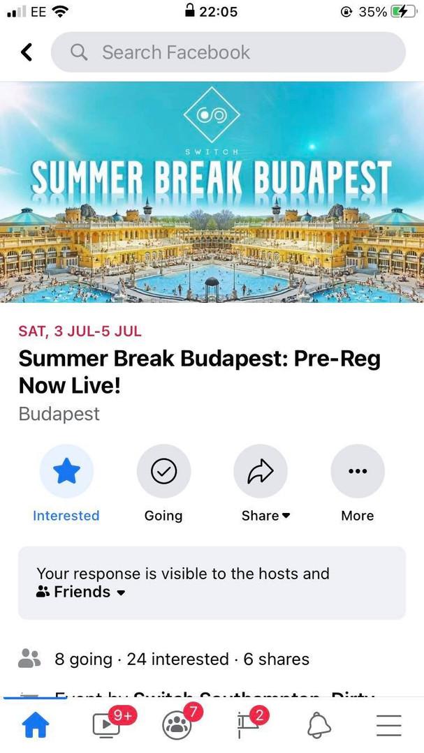 Switch Budapest