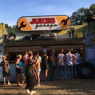Jukes Garage Sign Design 2018