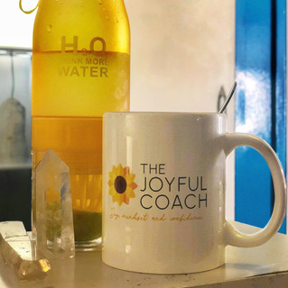 The Joyful Coach Logo