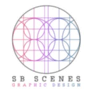 SB Scenes  - Graphic Design