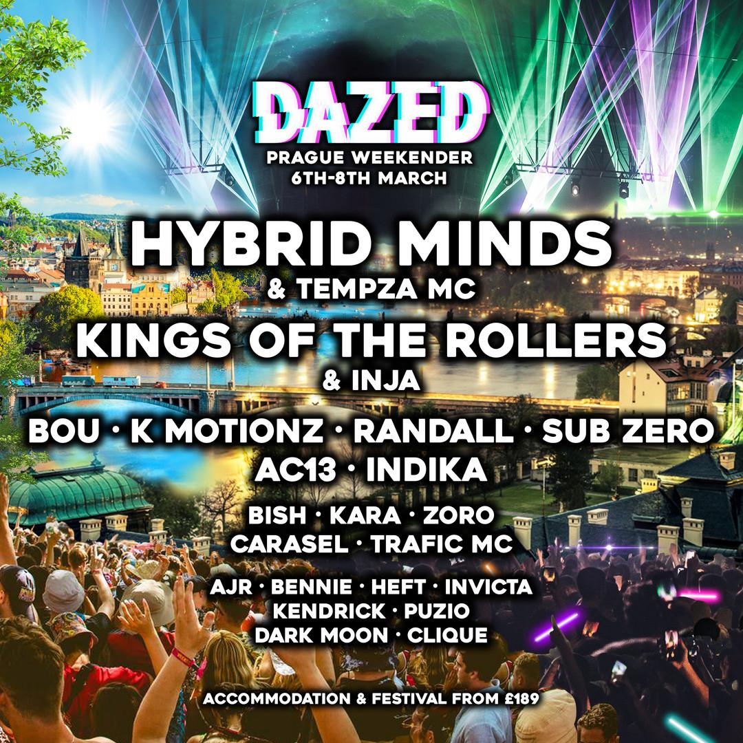 Dazed Poster Design