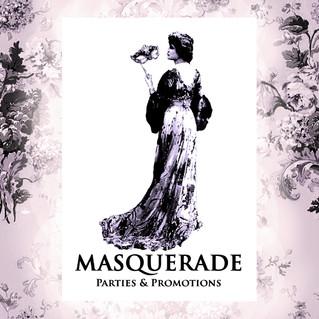 Masquerade Parties & Promotions Logo