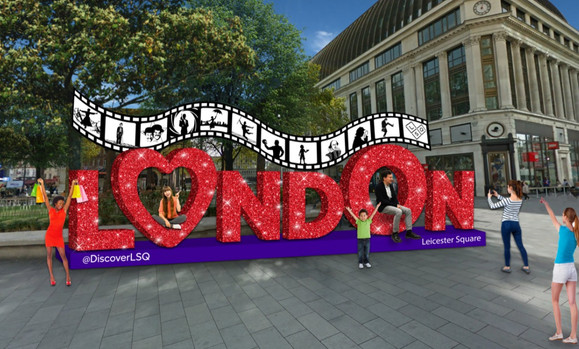 LEICESTER SQUARE DESIGN