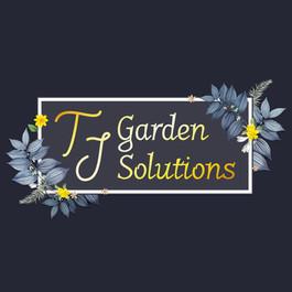 TJ Garden Solutions Logo