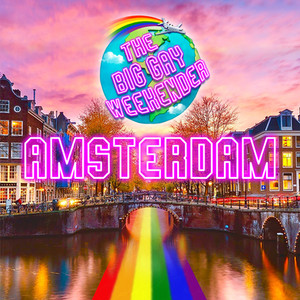 The Big Gay Weekender Poster Design