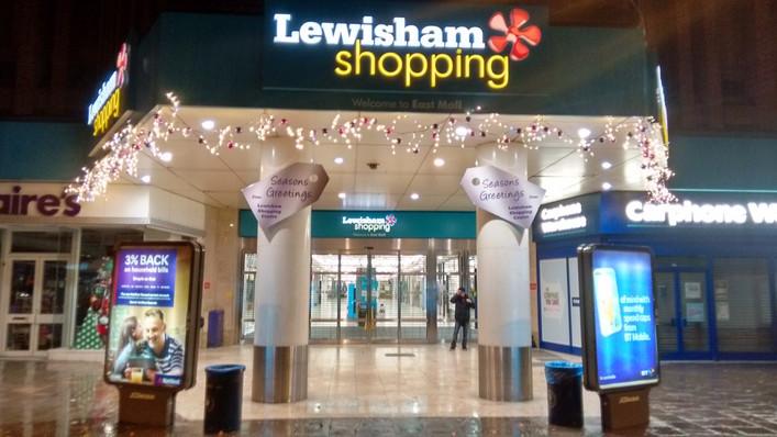 Lewisham Shopping Centre Tags