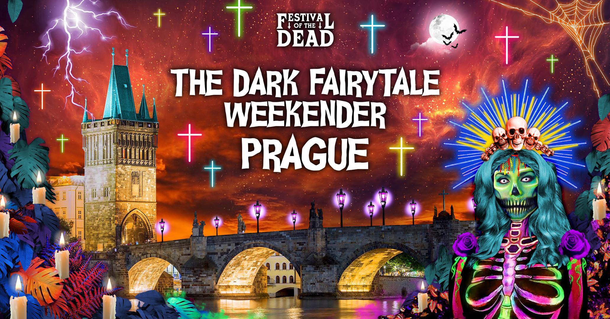 Festival Of The Dead Poster Design