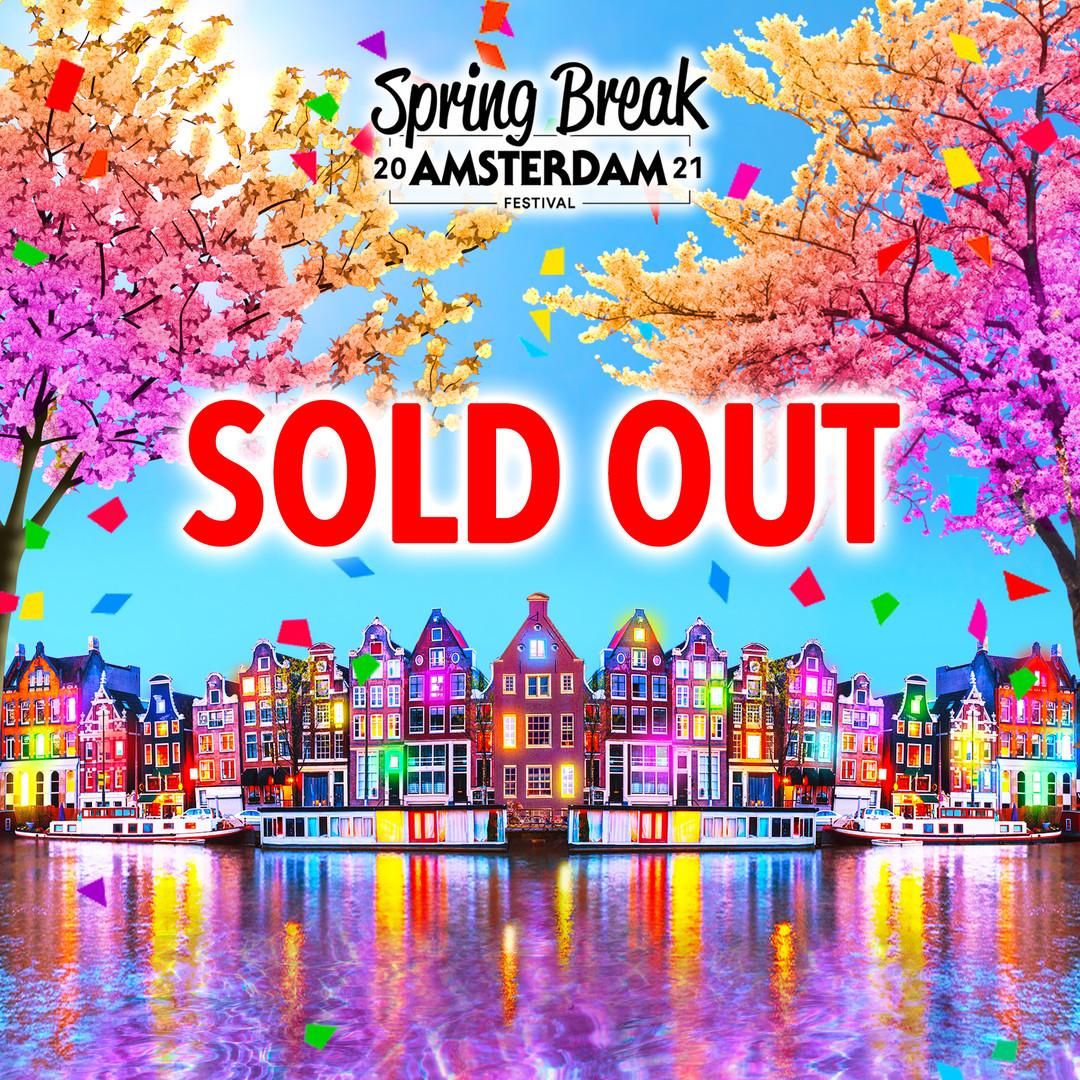 Spring Break Poster Design