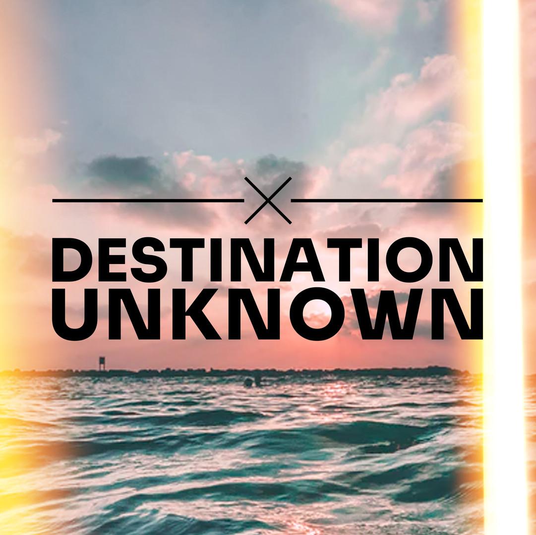 Destination Unknown Logo Design