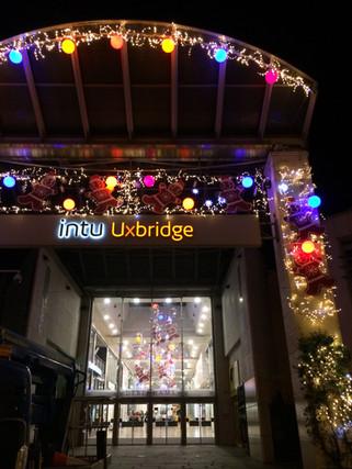 Intu Uxbridge Ginger Bread Men