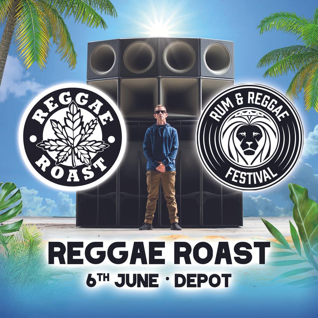 Rum & Reggae Poster Design