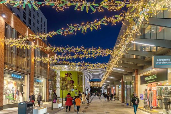 Lexicon Shopping Centre Mistletoe
