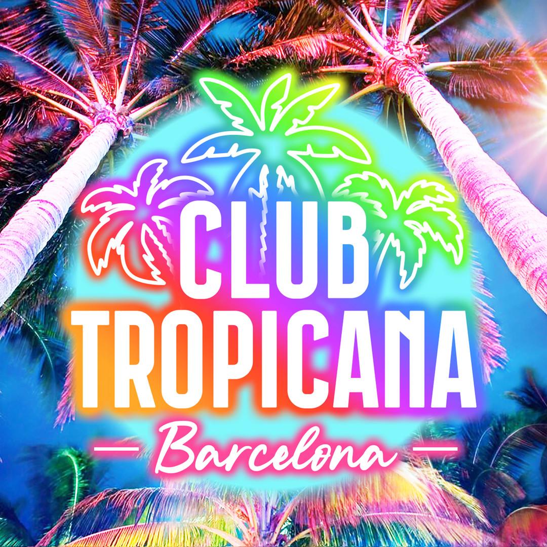 Club Tropicana Barcelona Logo Design