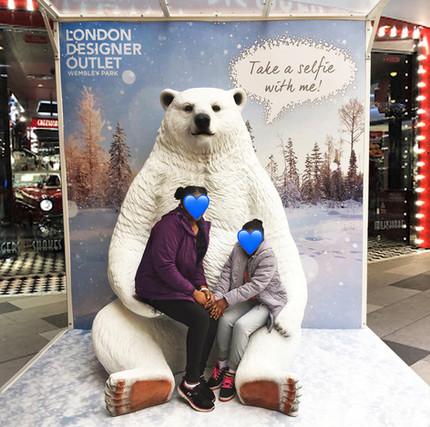 Wembly LDO Bear Background