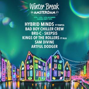 Winter Break Amsterdam Poster