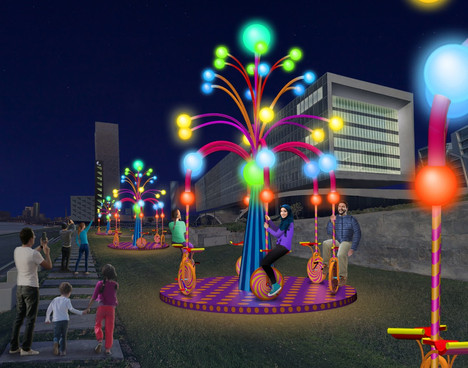 LIGHT FESTIVAL DESIGN