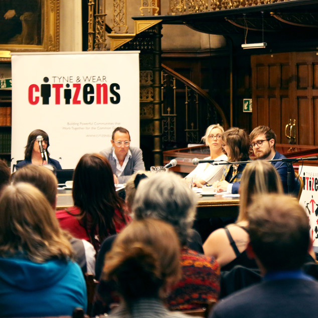 Citizens UK - Banner Design