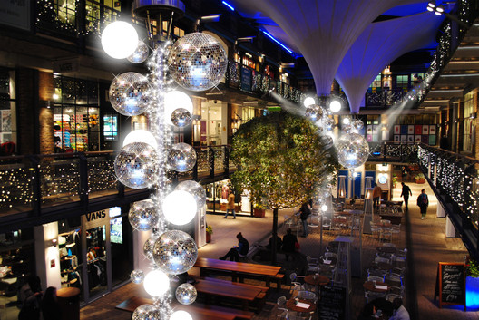 KINGLY COURT DESIGN