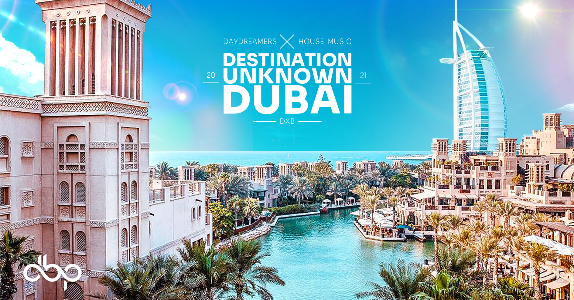 Destination Unknown Poster Design