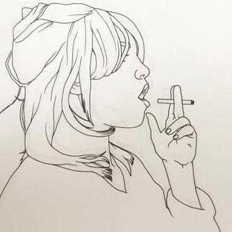 2-D animation study