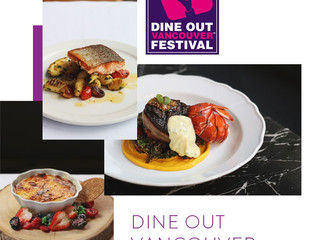 Dine Out Vancouver 2017...กินร้านหรูกับเขาบ้าง   โปรปีละครั้ง...ร้านเด็ดอาหารดีในราคาที่เราๆควรรีบไป