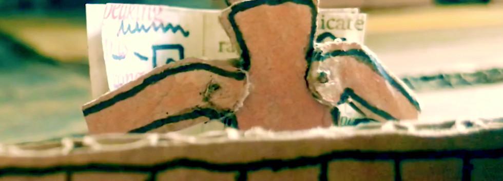 Still from 'Tracks' short film