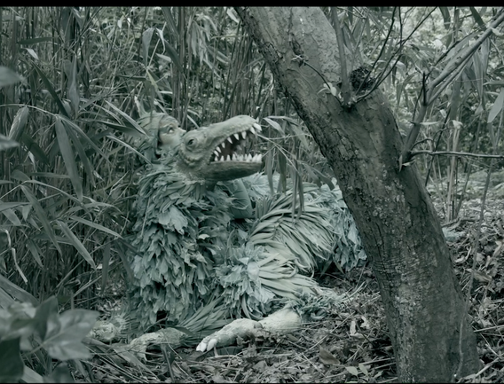 Still from 'Preservation' short film