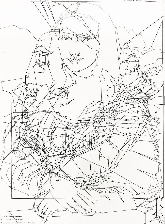 Mona Lisa La Joconde léonard de vinci