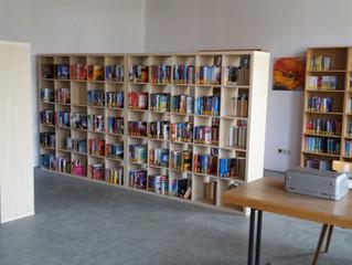 Bücherei in Hallschlag