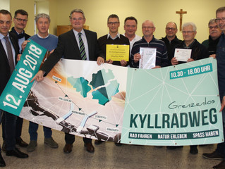 Grenzenlos Kyllradweg -