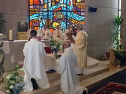 Ordination de Romuald Babey