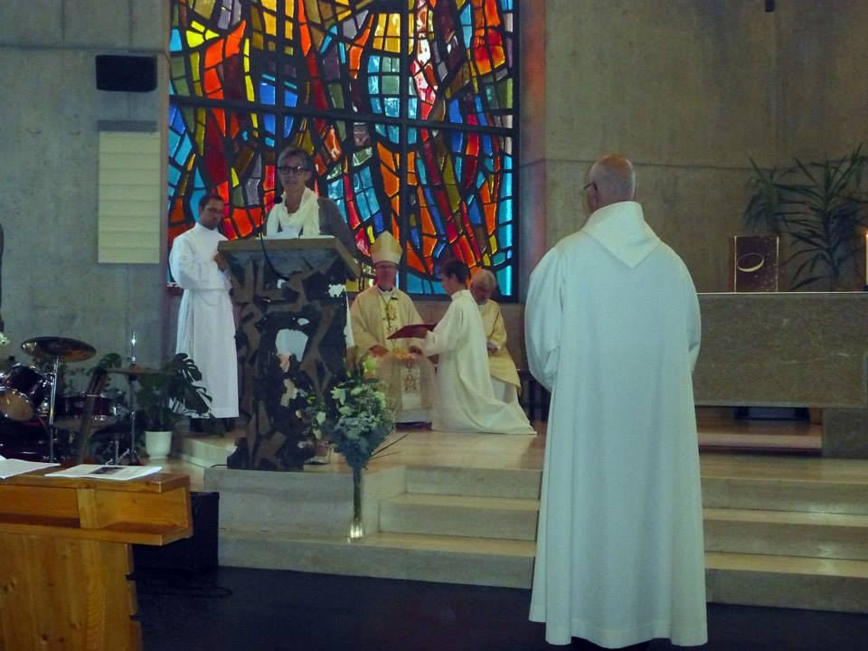Ordination de Romuald Babey