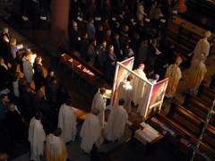 Messe chrismale à Neuchâtel