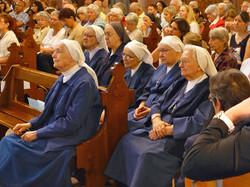 Départ des soeurs de la Providence