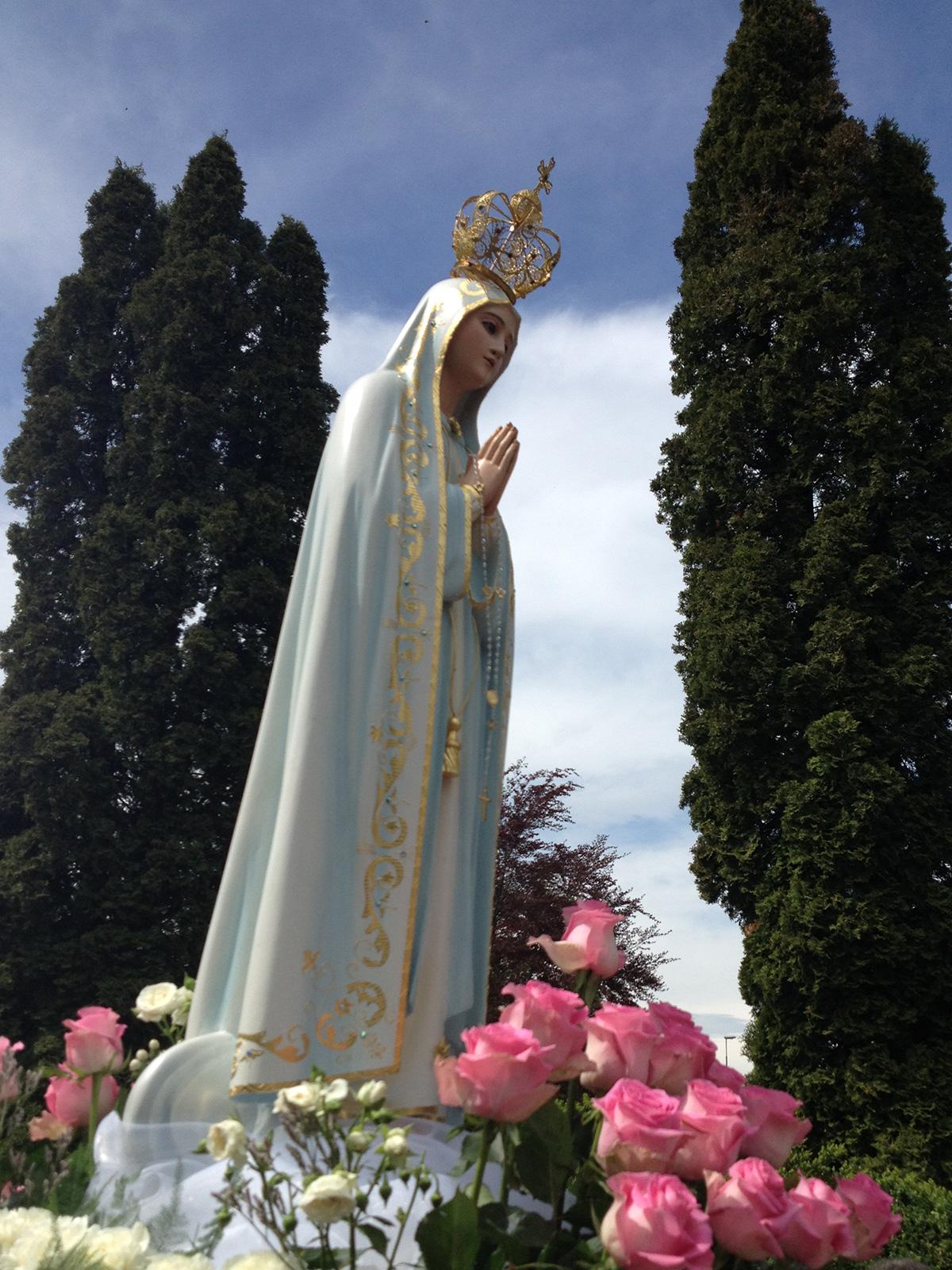 Célébration de Notre-Dame de Fatima